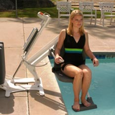 Pro Pool Portable Lift